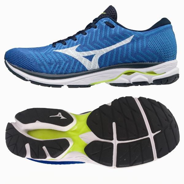 118a8c4944da5 Mizuno Scarpe Wave Running R1 Uomo Panarotto Sport Knit E6qEgwr